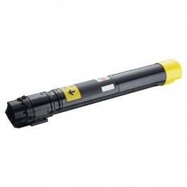 Dell 7130cdn Yellow Laser Toner Cartridge