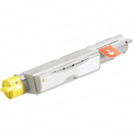 Dell 5110cn High Yield Yellow Laser Toner Cartridge