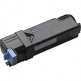 Dell 2150cn High Yield Cyan Laser Toner Cartridge