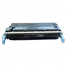 HP 641A C9720A Black Laser Toner Cartridge