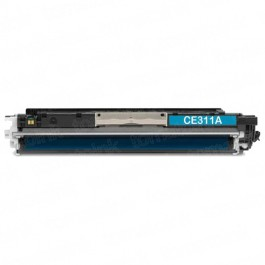 HP CE311A (HP 126A) Cyan Laser Toner Cartridge