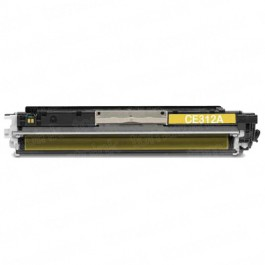 HP CE312A (HP 126A) Yellow Laser Toner Cartridge