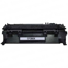 HP CF280X (HP 80X) High Yield Black Laser Toner Cartridge