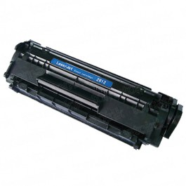 HP 12A - Q2612A Black Laser Toner Cartridge