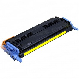 HP 124A Q6002A Yellow Laser Toner Cartridge