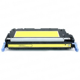 HP 502A Q6472A Yellow Laser Toner Cartridge