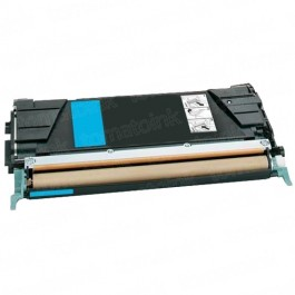 Lexmark C524 High Yield Cyan Laser Toner Cartridge
