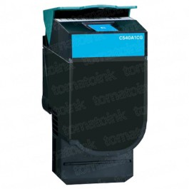 Lexmark C540H2CG High Yield Cyan Laser Toner Cartridge