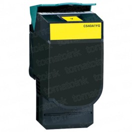 Lexmark C540H2YG High Yield Yellow Laser Toner Cartridge
