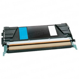 Lexmark C734A1CG Black Laser Toner Cartridge