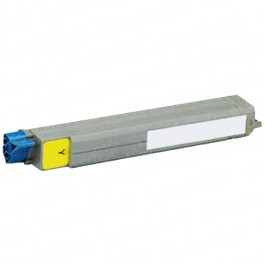 Okidata C9600 Yellow Laser Toner Cartridge