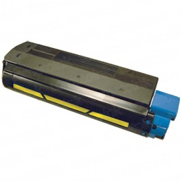 Okidata C3100 Yellow Laser Toner Cartridge