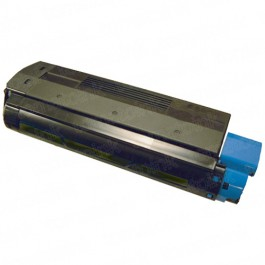 Okidata C3100 Black Laser Toner Cartridge