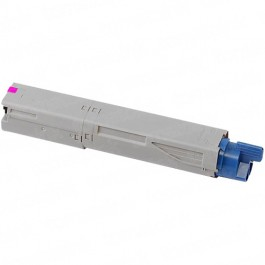 Okidata C3400 High Yield Magenta Laser Toner Cartridge