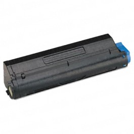 Okidata B4600 High Yield Black Laser Toner Cartridge