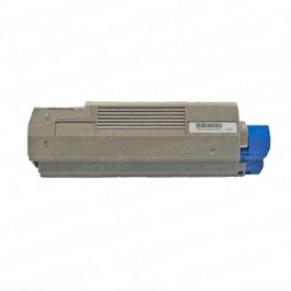 Okidata C6150 High Yield Black Laser Toner Cartridge