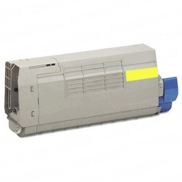 Okidata C710 Yellow Laser Toner Cartridge