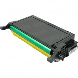 Samsung CLP-Y660B Yellow Laser Toner Cartridge