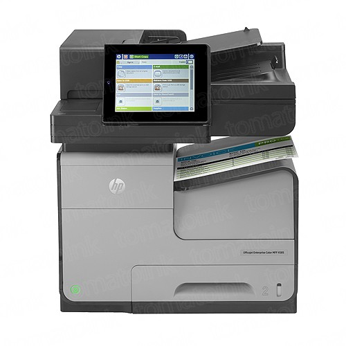 HP OfficeJet EnterpriseColor MFP X585f