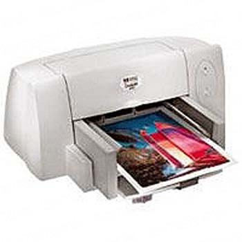 HP DeskWriter 672