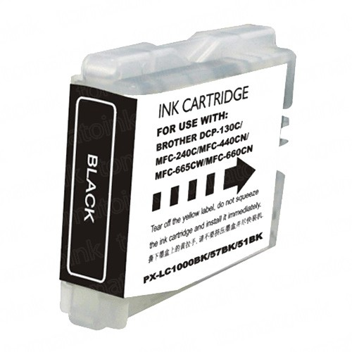 Brother LC51 Black & Color 10-pack Ink Cartridges