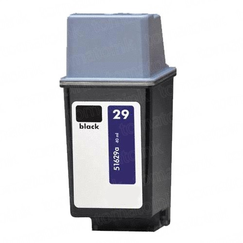 HP 29 Black & HP 49 Color 5-pack Ink Cartridges