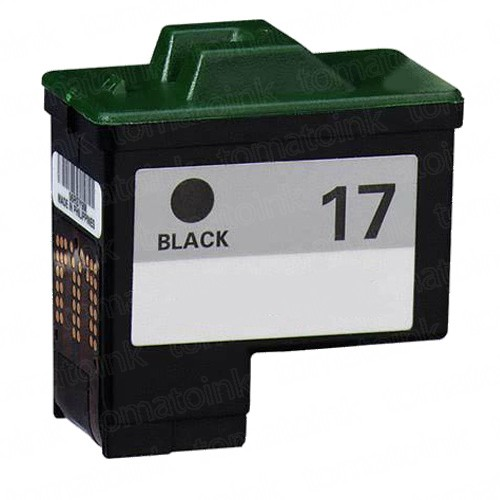 Lexmark #17 Black & #27 Color 3-pack Ink Cartridges