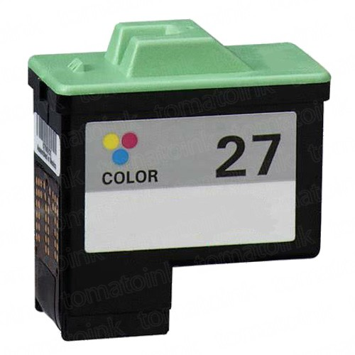 Lexmark #17 Black & #27 Color 2-pack Ink Cartridges