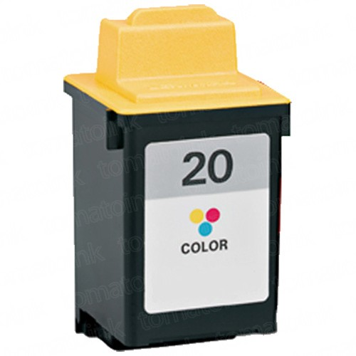 Lexmark #50 Black & #20 Color 5-pack Ink Cartridges