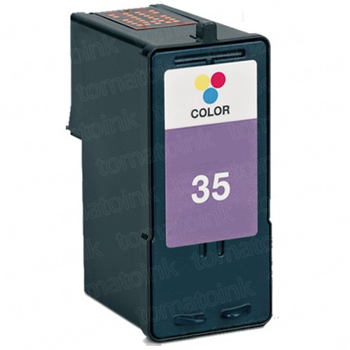 Lexmark #34 Black & #35 Color 5-pack Ink Cartridges