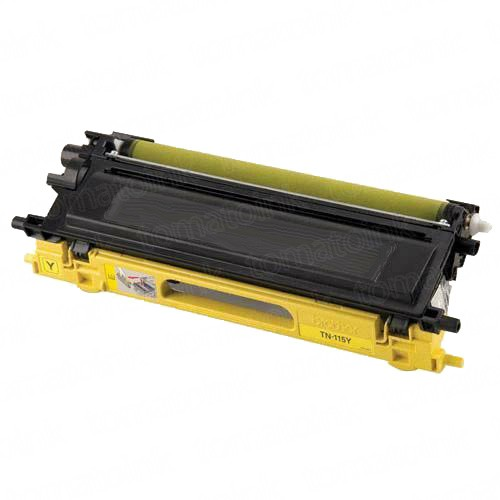 Brother TN115 Black & Color 4-pack High Yield Toner Cartridges