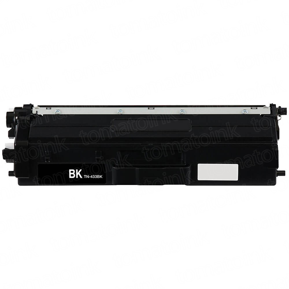 Brother TN433BK High Yield Black Laser Toner Cartridge