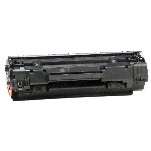 HP 36A (CB436A) 10-pack Black Toner Cartridges