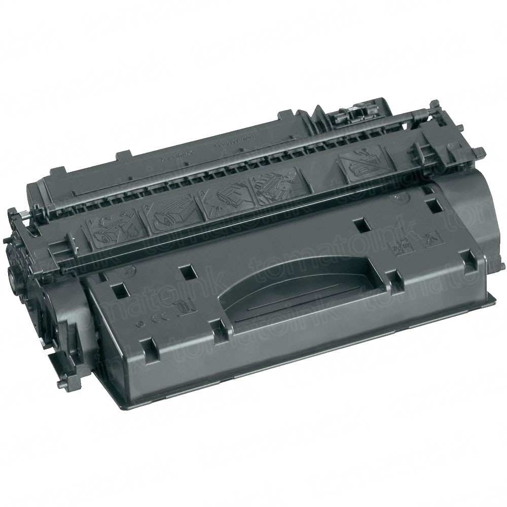 HP 05X (CE505X) 2-pack High Yield Black Toner Cartridges