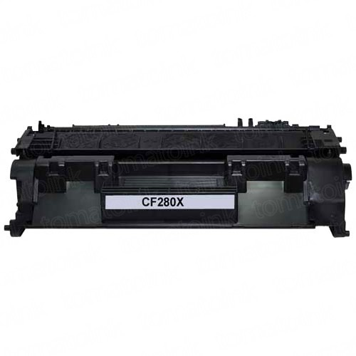 HP 80X (CF280X) 2-pack High Yield Black Toner Cartridges