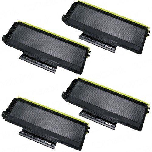 Brother TN580 (4-pack) High Yield Black Toner Cartridges