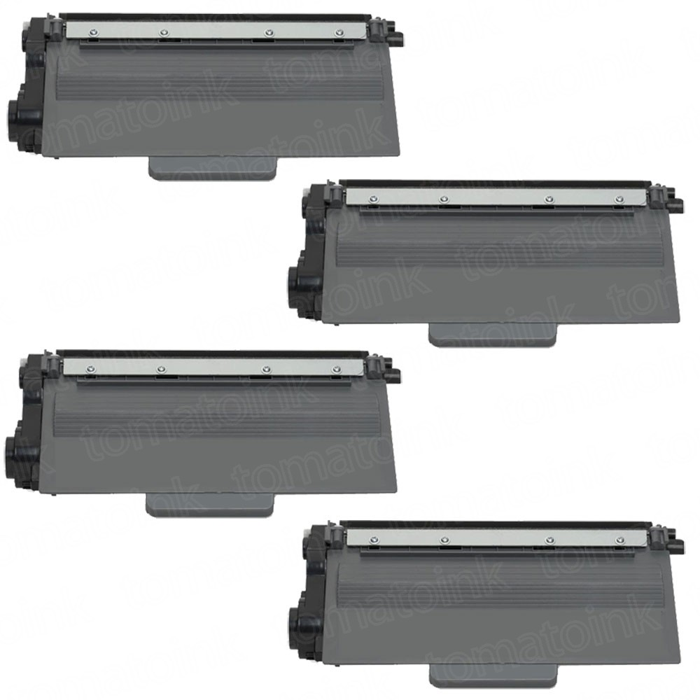 Brother TN750 (4-pack) High Yield Black Toner Cartridges