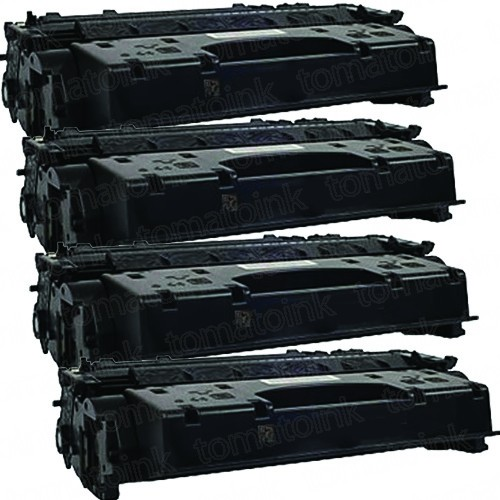 Canon 120 (4-pack) Black Toner Cartridges
