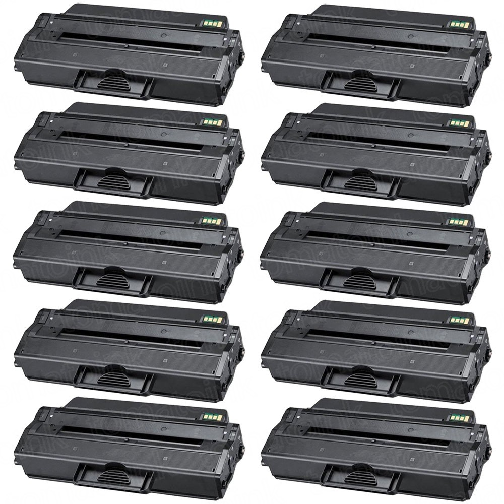 Dell B1260 (10-pack) Black Toner Cartridges