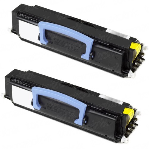 Dell 1700 / 1710 (2-pack) Black Toner Cartridges