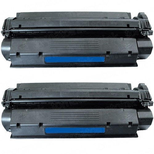 HP 13X (Q2613X) 2-pack High Yield Black Toner Cartridges