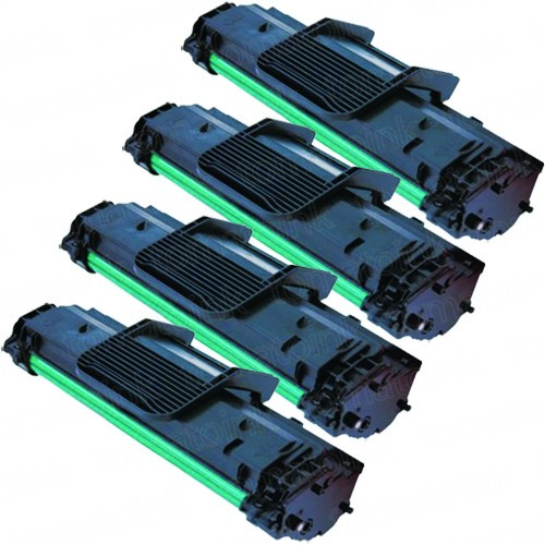 Samsung ML-2010D3 (4-pack) Black Toner Cartridges