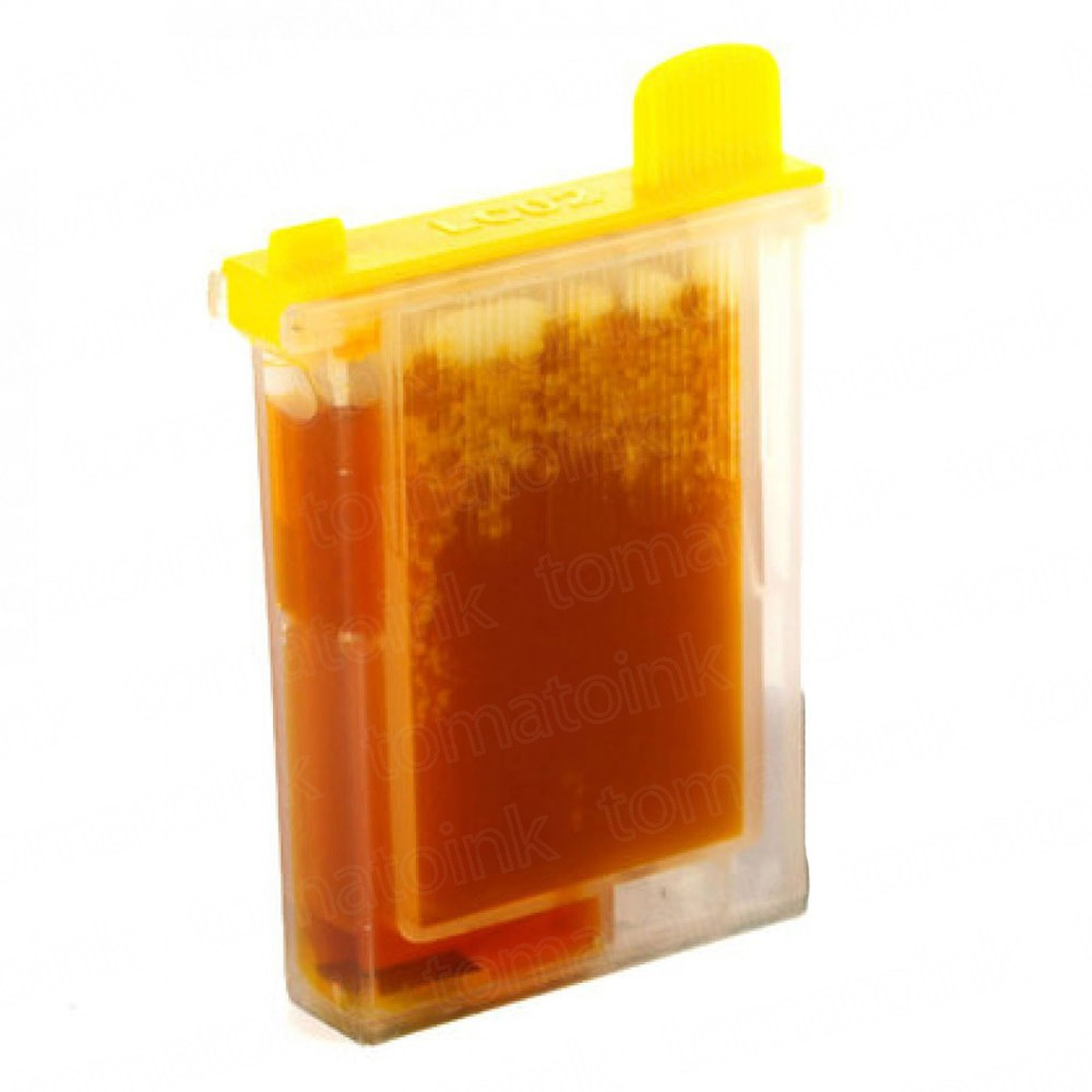 Brother LC02Y Yellow Ink Cartridge