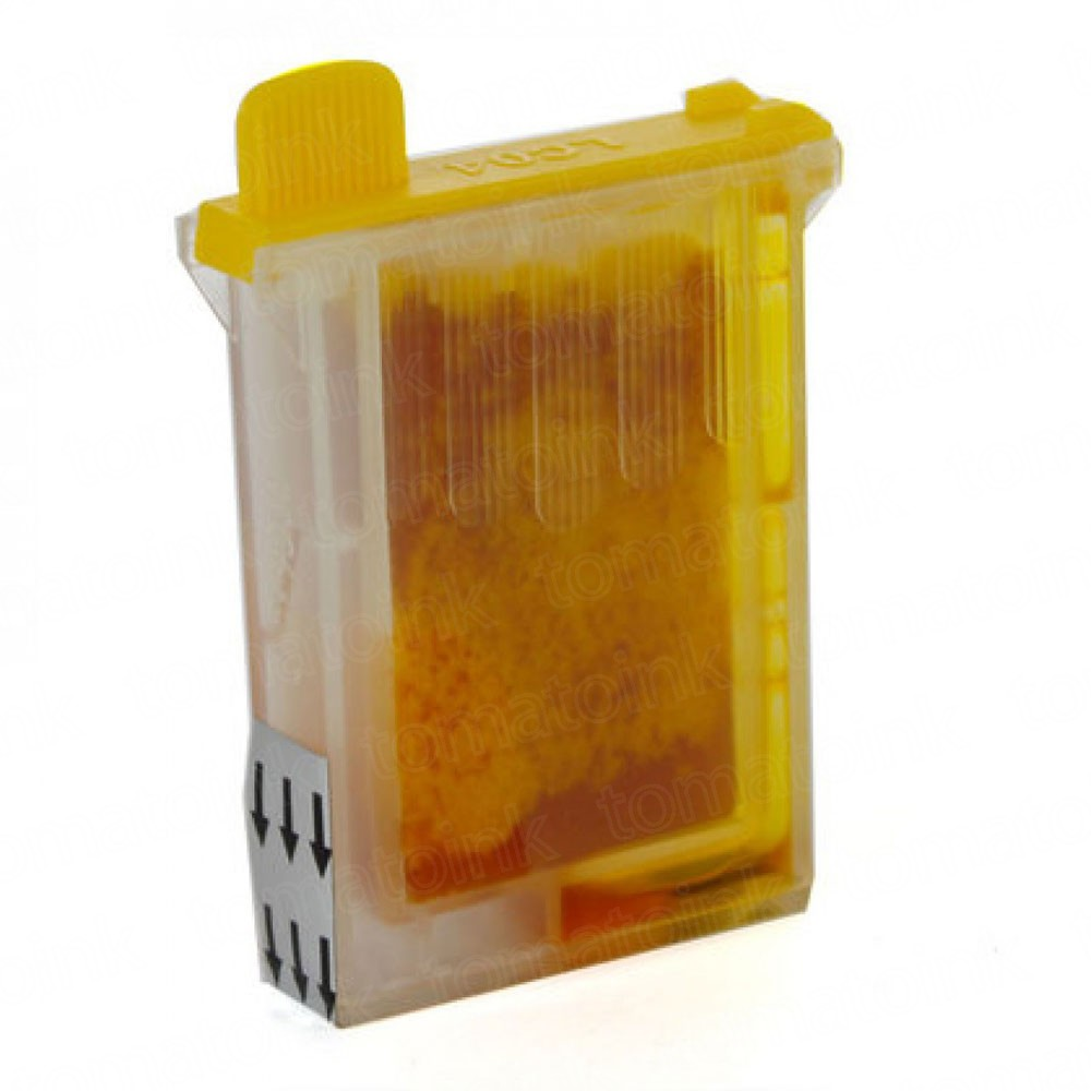Brother LC04Y Yellow Ink Cartridge