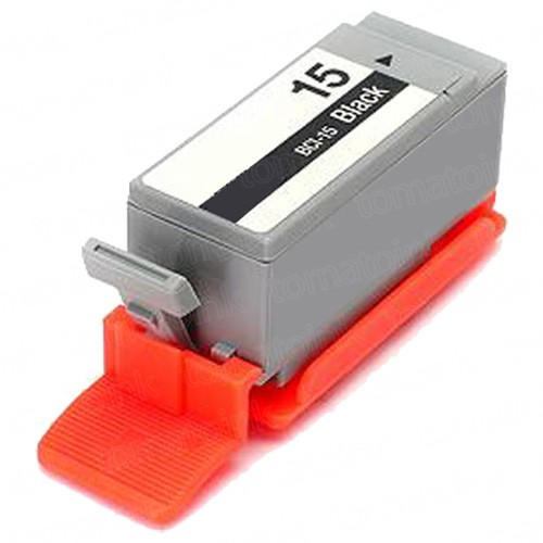 Canon BCI-15BK Black Ink Cartridge