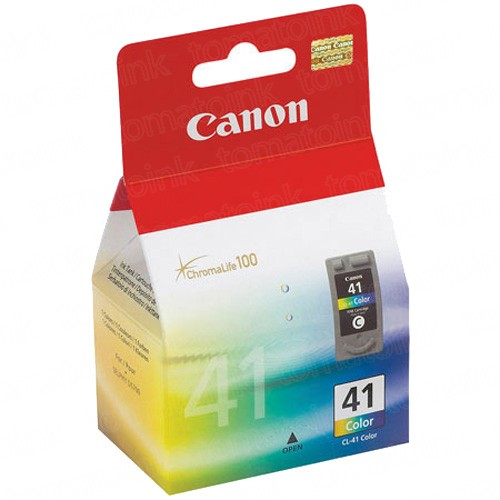 Canon CL-41 OEM Color Ink cartridge