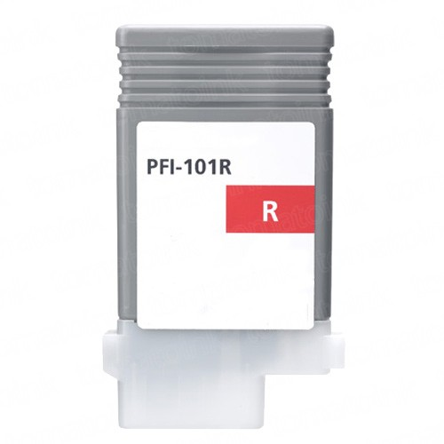 Canon PFI-101R Red Inkjet Cartridge
