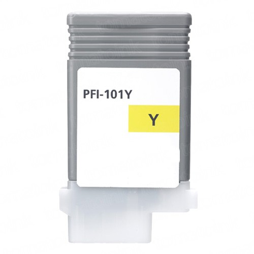 Canon PFI-101Y Yellow Inkjet Cartridge