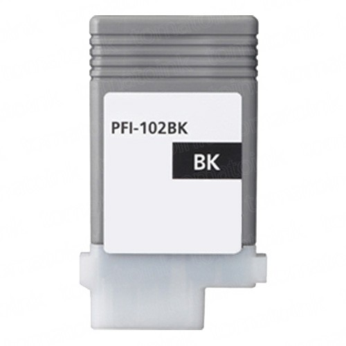 Canon PFI-102BK Black Inkjet Cartridge