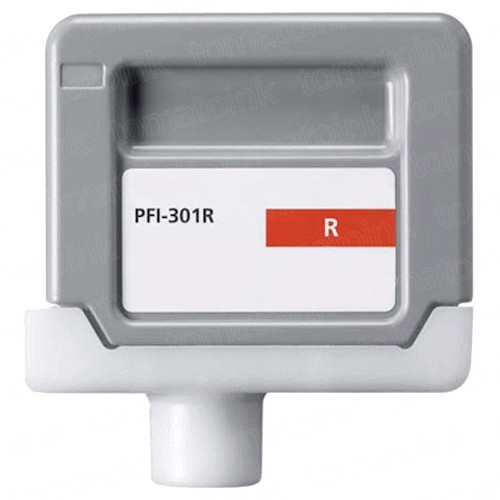 Canon PFI-301R Red Ink Cartridge